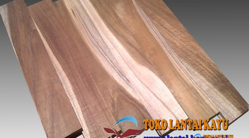 Lantai kayu jati kw2 ukuran 30cm