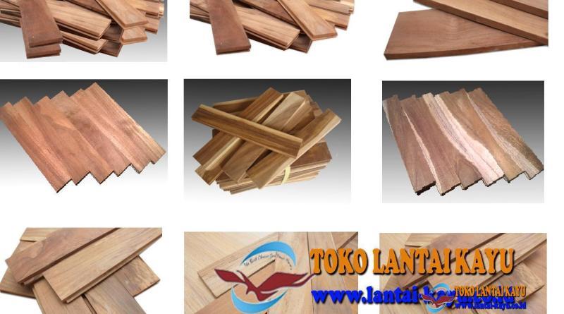 harga lantai kayu jati murah