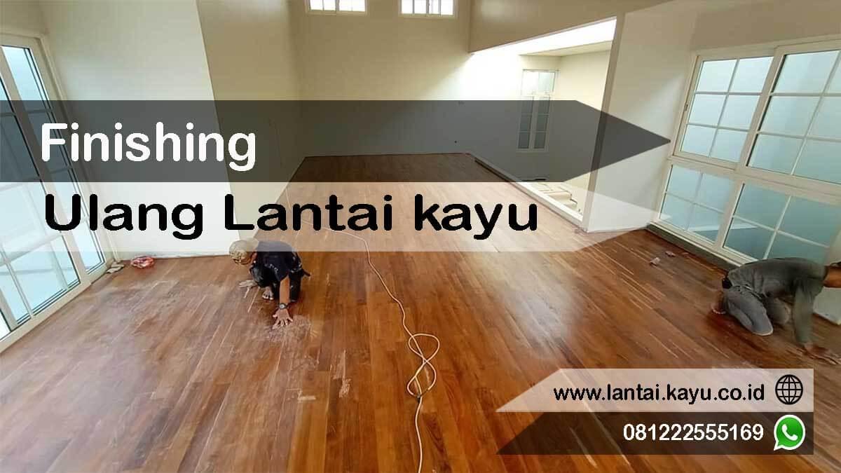 cara merawat lantai kayu 4
