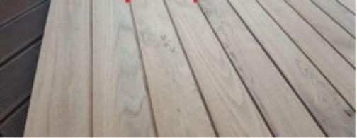 plafon kayu sungkai