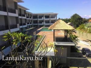 Pemasangan di Hotel Prama Sthala Ubud