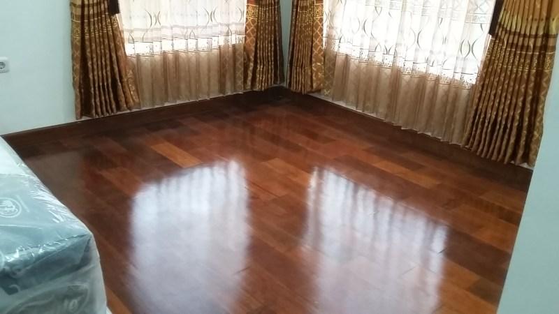 Flooring marbau lantai kayu
