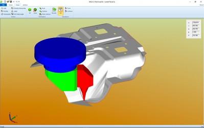 Lantek Flex3d 5x - Machining simulation