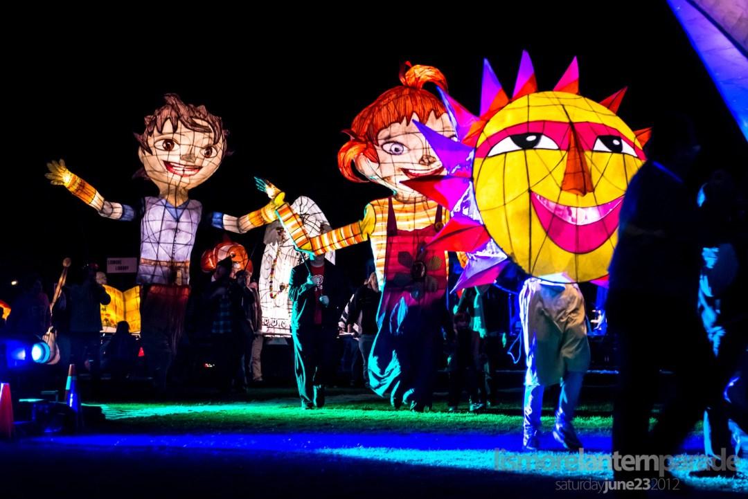 Lismore Lantern Parade (2012)