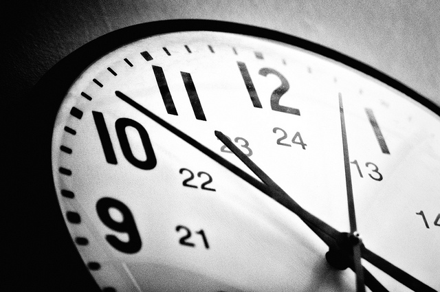Remontons le temps