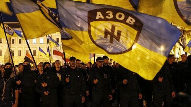 Ora anche gli Usa lo ammettono: il battaglione Azov è un covo di neonazisti