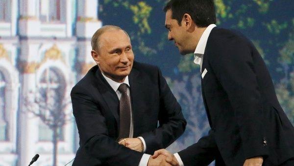 Mosca prova a strappare la Grecia all'Europa: se Atene ha bisogno di aiuto, si rivolga a noi