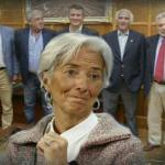 EL FMI FUE A LA RURAL A APRETARLOS PARA QUE LIQUIDEN LA SOJA