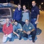 Necochenses viajaron hasta la Patagonia para reinstalar la luz a un pueblito devastado por los incendios