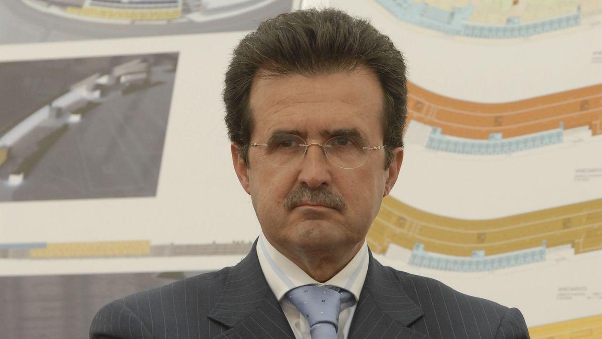 El empresario José Luis Ulibarri, imputado en Gürtel, aparece en el sumario de la trama Púnica. | MAURICIO PEÑA
