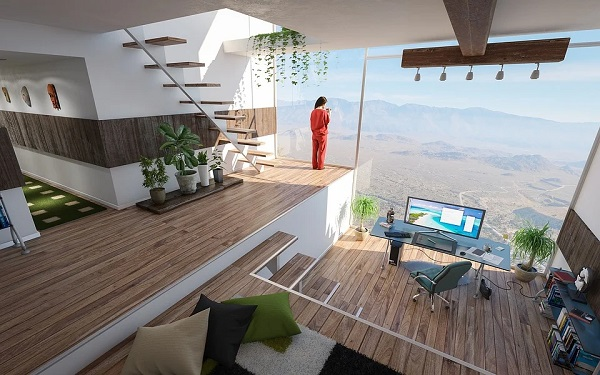 Un salotto ampio e luminoso potrebbe essere valorizzato da mobili in. Case Di Lusso Alcuni Consigli Su Come Arredarle Al Meglio Lanuovastagione It