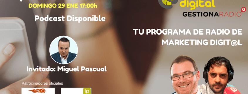 programa 18 de Lanzadera Digital