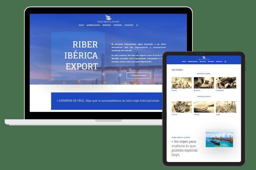 web riber agencia marketing digital diseñador web diseñadora web experto experta seo sem wordpress woocommerce divi en badajoz caceres extremadura