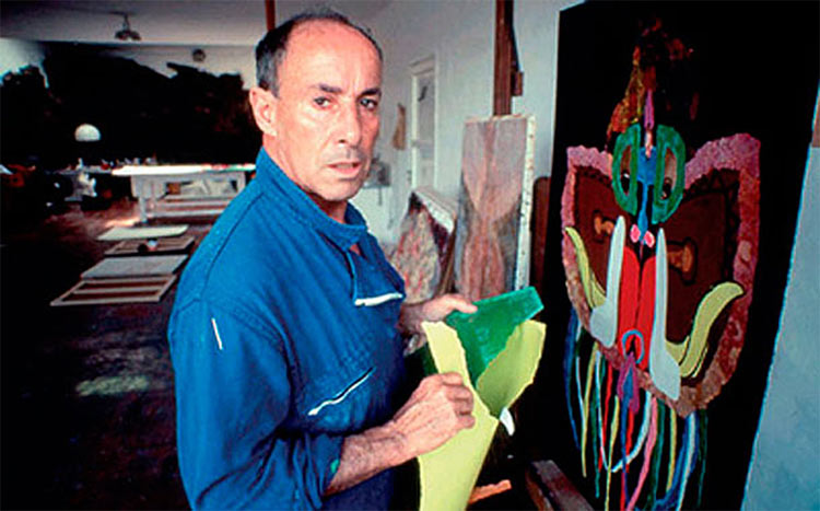 cesar manrique painting