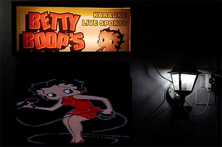 Betty Boop's at The Sussex Tavern