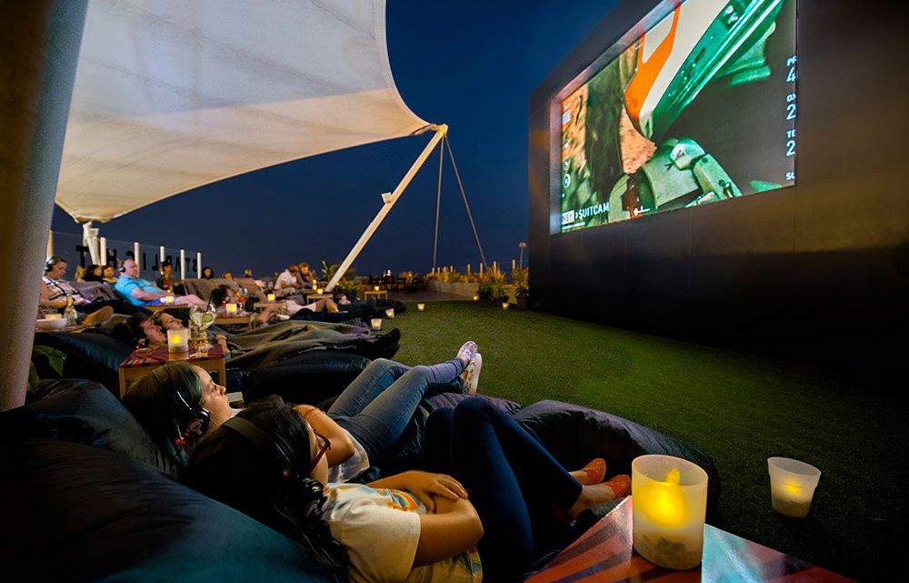 Starlight Cinema – Rooftops Biosfera