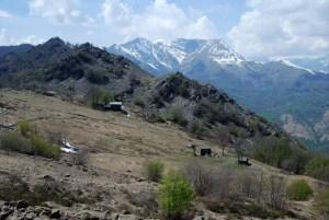 panorama su colle della Lunella