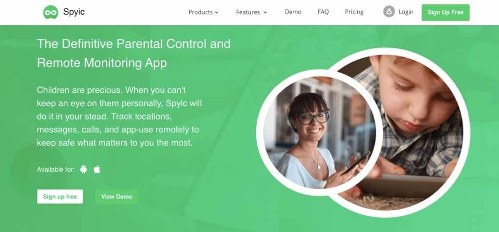Spyic Parental Control App