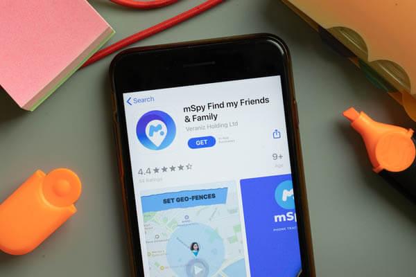 mspy monitroing app