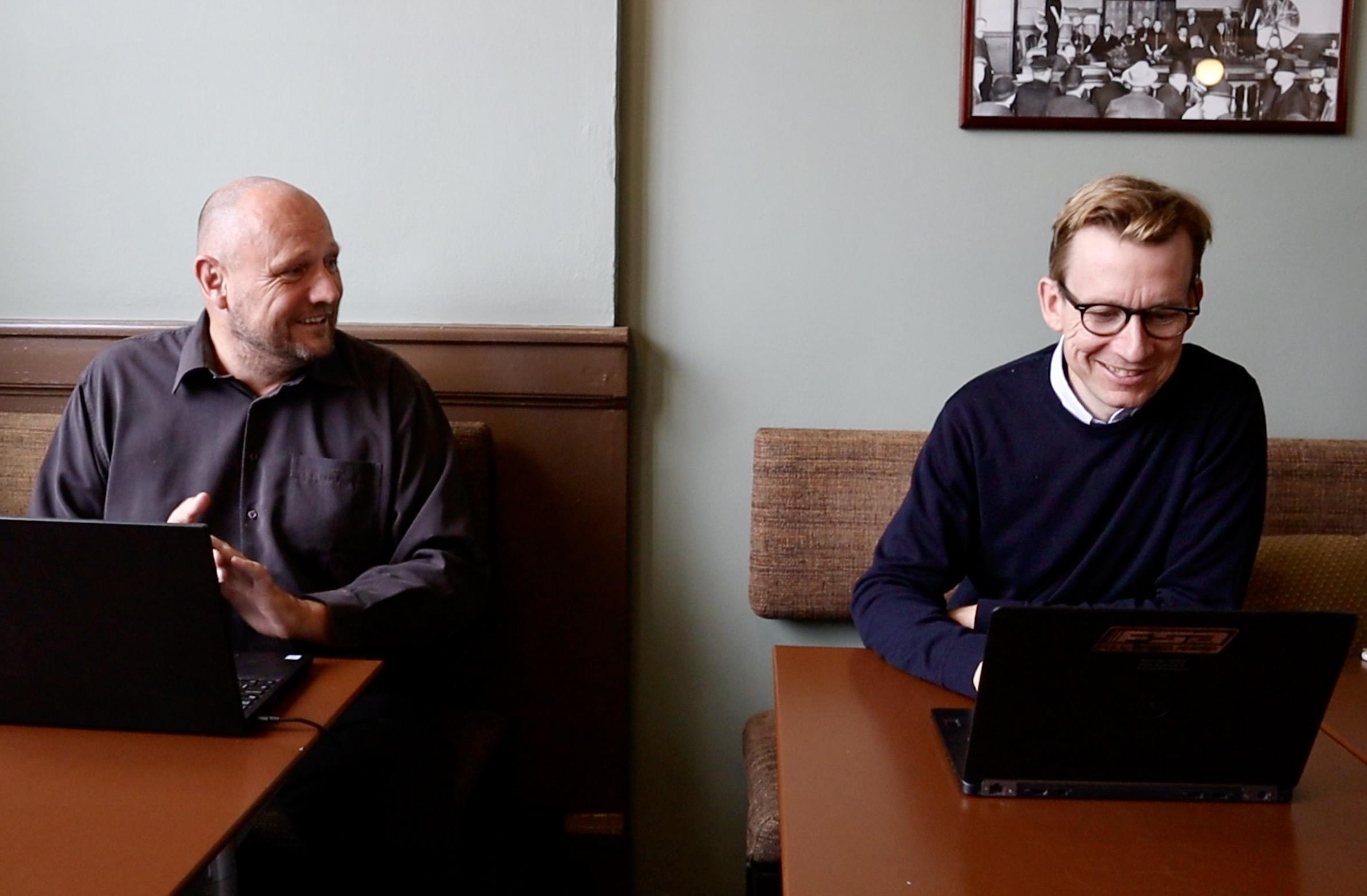 La Oficina - Københavns bedste kontorfællesskab - sidemandssparring