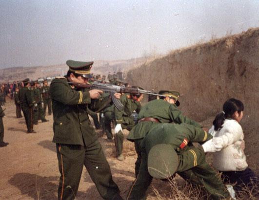 Execution China