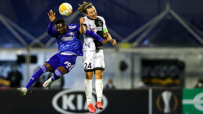 Soccer Europa League Europa League Wac Attacks Against Dinamo Zagreb Top Position De24 News English
