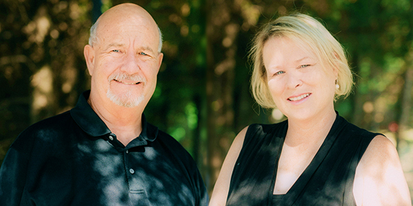 Founders:  Dr. Bob and Becky Plinke