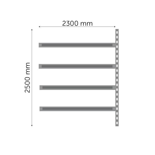 Meediumriiuli jätkuosa niiskuskindel vineerplaat 2500x2300mm