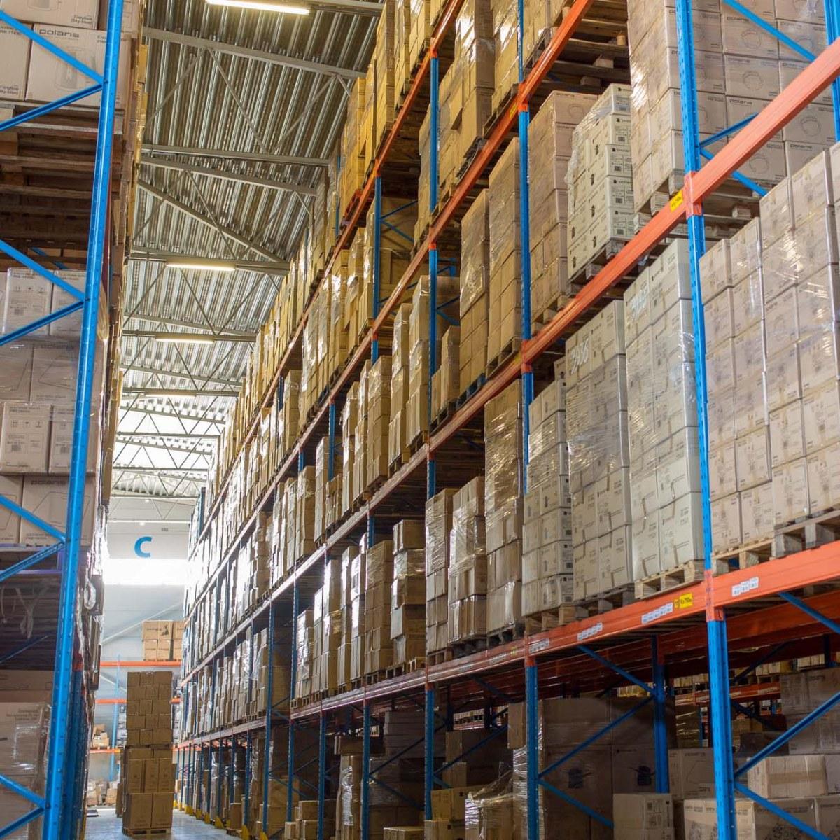 laomeister.com Alekon Cargo laoriiulite paigaldus kaubaaluseriiul Boracs