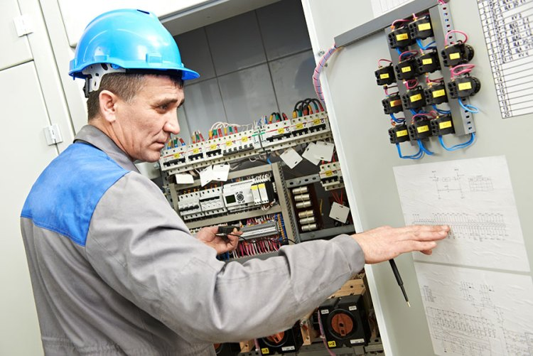 The Industrial Electrician Case Study You'll Never Forget
