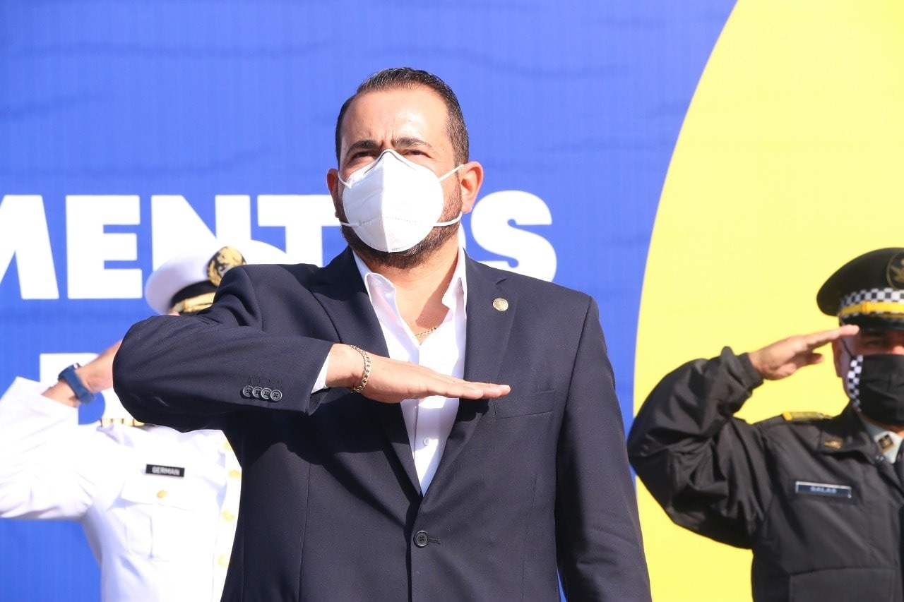 En Michoacán se refuerzan acciones por la paz y seguridad reconoce Humberto González.