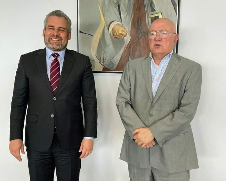 Bedolla acuerda con Auditoría federal combatir la corrupción en Michoacán.