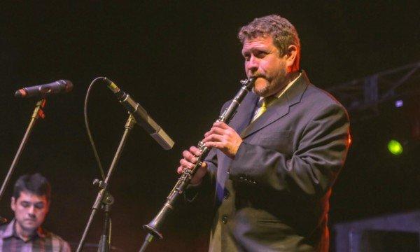 Cierre IV Festival de Jazz - Boris Ortiz