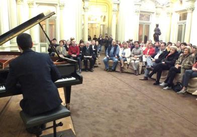 """""""Música del Recuerdo"""" ofrecerá concierto de piano este jueves 20 en Palacio Rioja con entrada liberada"""