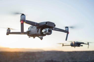 Primer seminario sobre uso y avance de drones en Chile