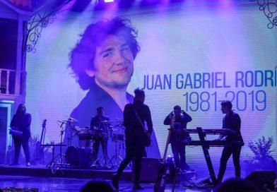 Garras de Amor realiza homenaje a Juan Gabriel Rodríguez en #Olmué2020