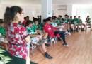 Se realizaron charlas sobre sexualidad segura a jóvenes Sub 15 y 16 de Santiago Wanderers