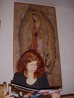 Ma. Luisa Martínez Foto: JAL