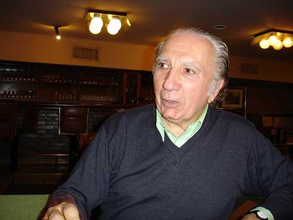 Rodolfo Alonso Foto: JAL