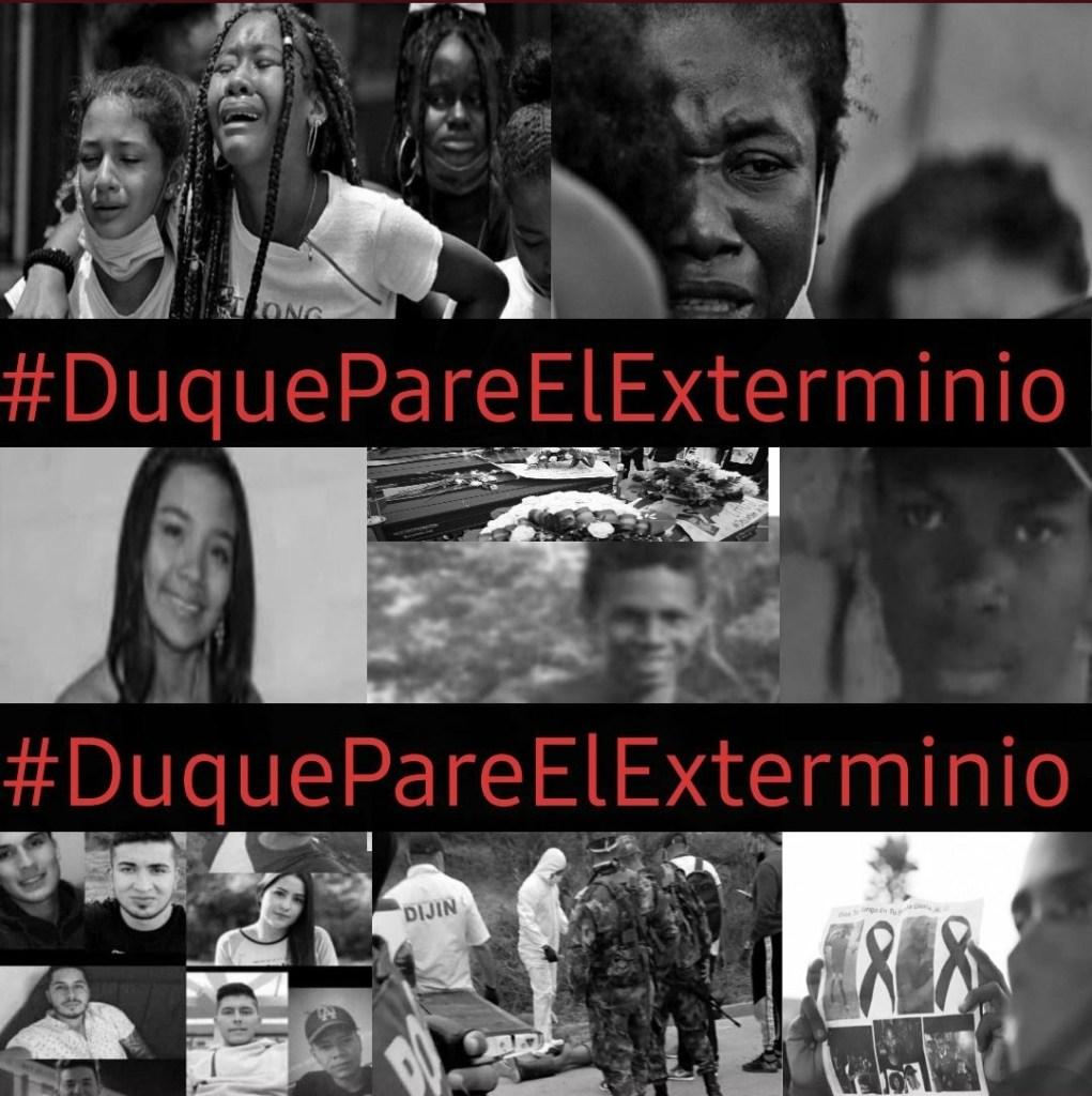 La nueva ola violenta colombiana