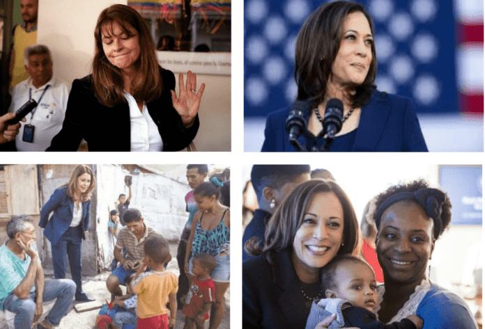 Qué tienen en común Kamala Harris y Martha Lucia Ramírez