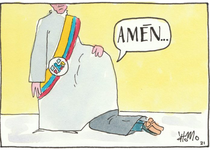 Periodismo de Iglesia