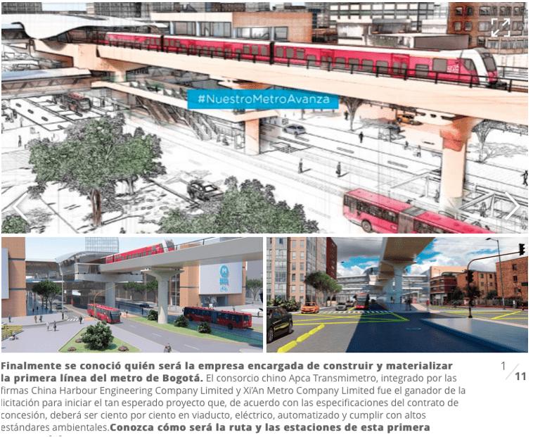 Movilidad paralizante en Bogotá