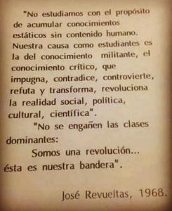 Educación/Revolución