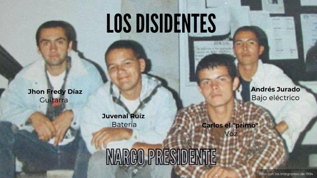 """""""Narco presidente"""" 30 años atrás, una breve canción de punk criollo aún sigue vigente"""