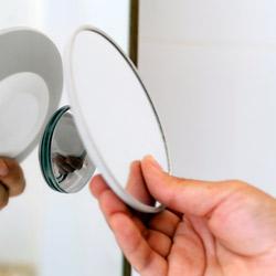 Miroir Grossissant X5 Magnetique Amovible A Ventouse Airmirror Bosign Lapadd Com