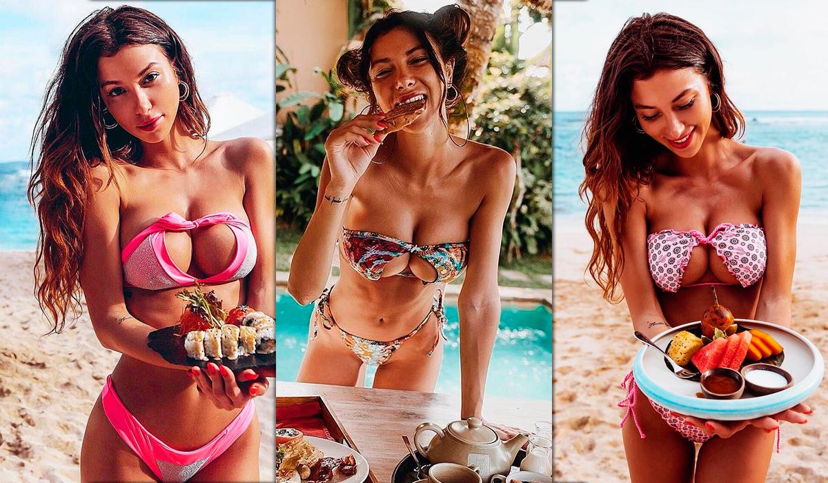 ce74b9014 La moda del bikini al revés arrasa las redes sociales - Diario La Página