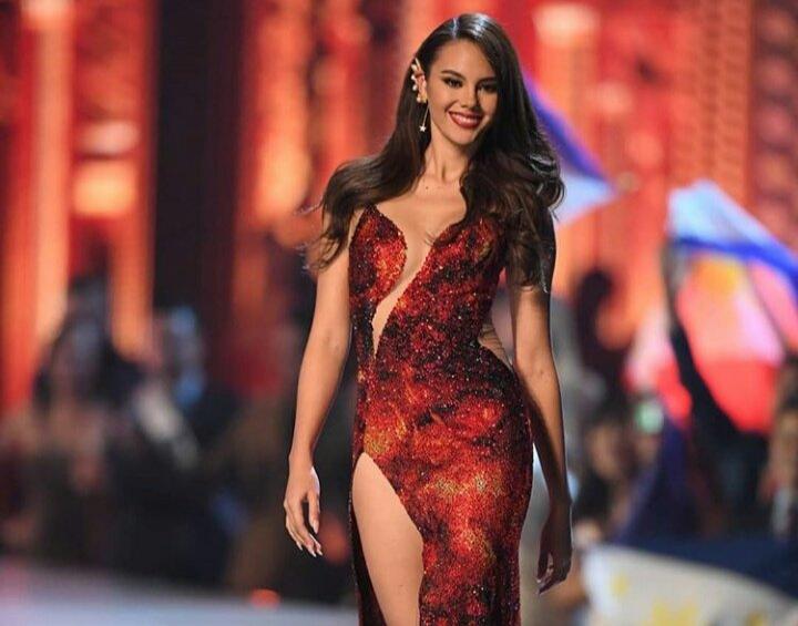 d5e8471c5 La bellísima Miss Filipinas es la nueva Miss Universo 2018 - Diario ...