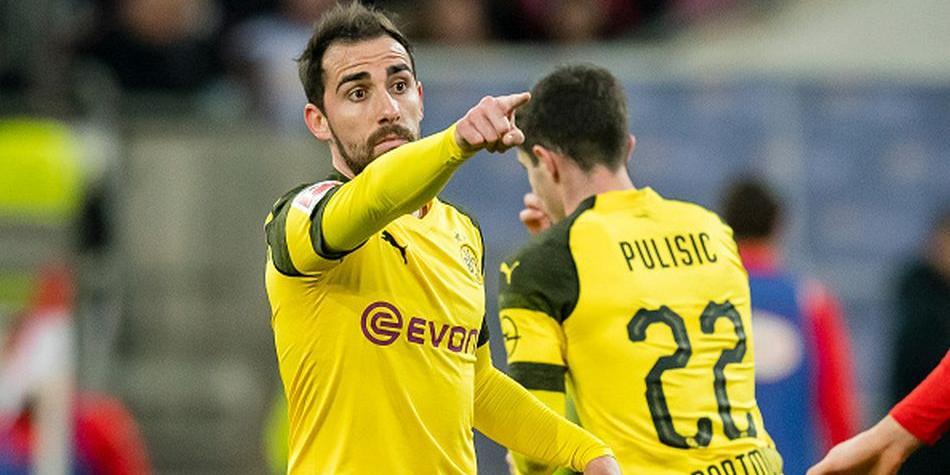 El Borussia ejecuta la compra de Alcácer por 23 millones