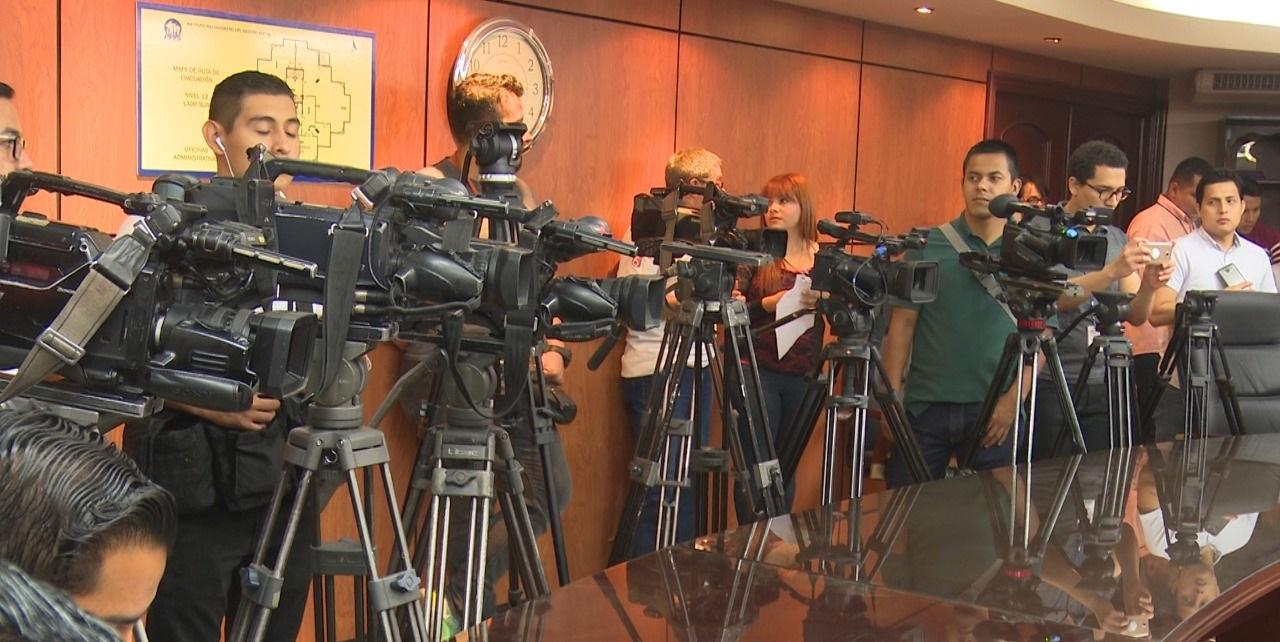 APES registra 26 afectaciones a la prensa en el contexto electoral